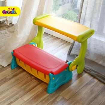 Awe Inspiring Home Use Multifunction Colorful Table 3 In 1 Children Kids Table Bench Storage Buy 3 In 1 Children Table Bench Storage Mutifunctional Kids Bralicious Painted Fabric Chair Ideas Braliciousco