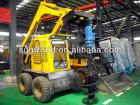 Excavator Earth Auger/Tractor Post Hole Digger/Ground Earth Drilling machine