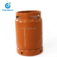 Botswana LPG Gas Bottle LPG Cylinder For Selling Made In China