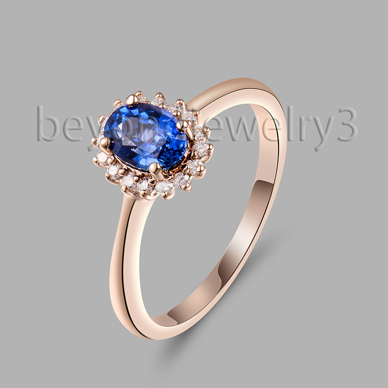 blue halo october genuine unique sapphire media gold ring engagement september opal