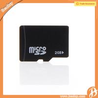 Original taiwan chip scan memorials sd card 1GB 2GB 4GB