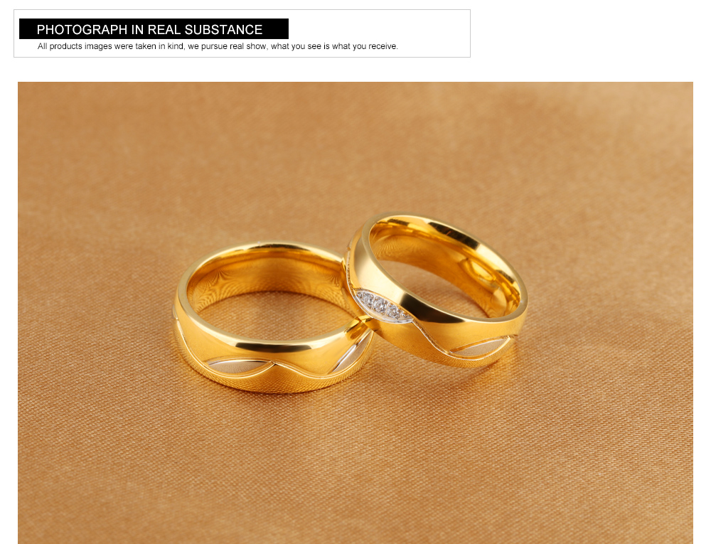 Latest Simple Fancy Ladies Gold Finger Ring Designs Women Gold