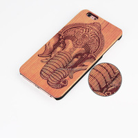 Mobile phone accessories,real solid wooden case phone cover for iphone