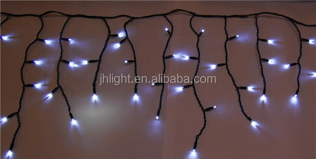 Christmas Decoration Connectable Led Icicle Lightschristmas