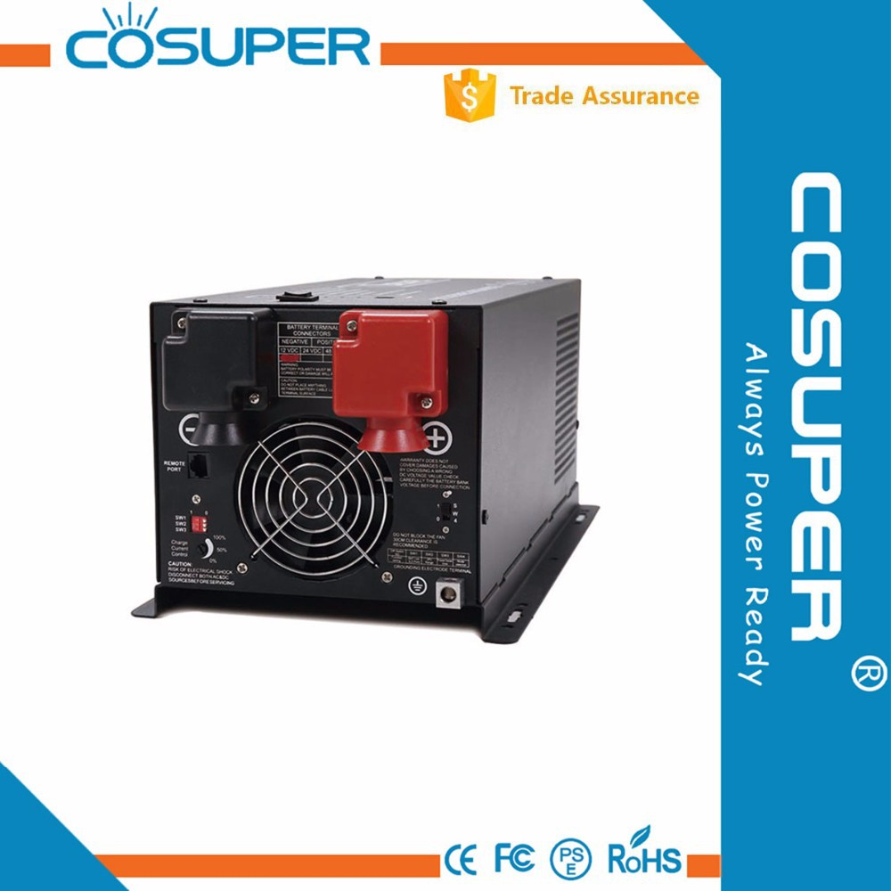 Solar Inverter: Solar Inverter With Charge Controller on