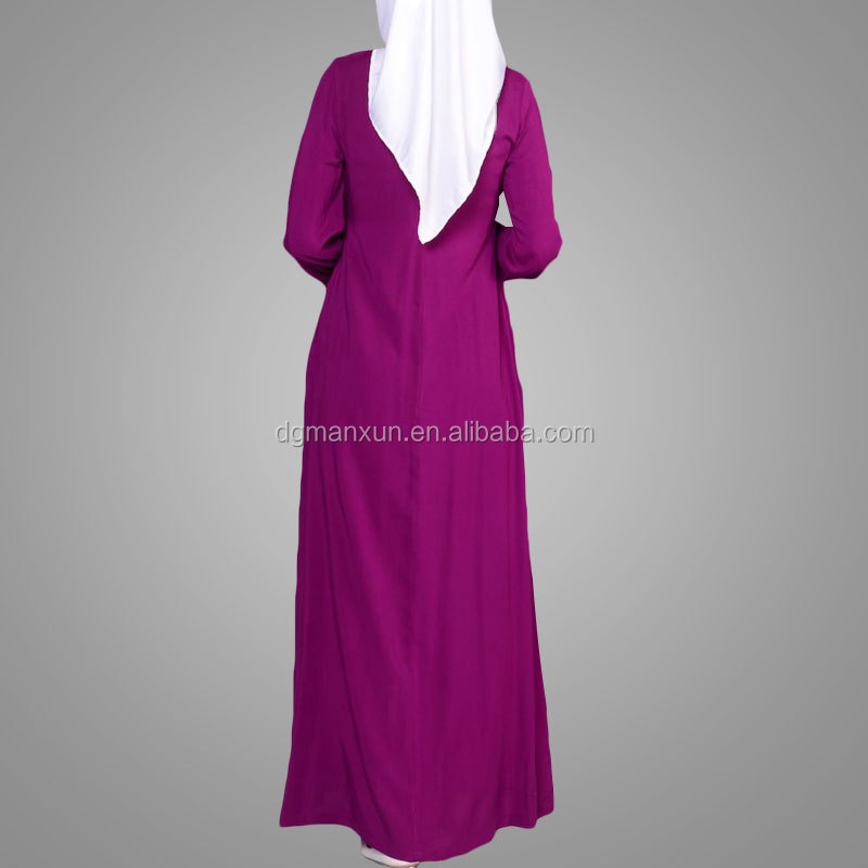 Manxun fashion modern islamic clothing abayas