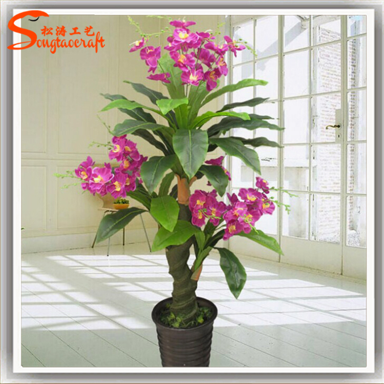 factory direct all kinds of wedding flower bonsai tree artificial