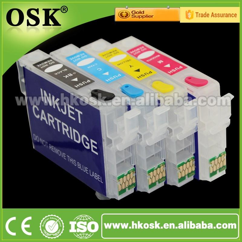 4pk Refill Ink Cartridge T2991 For Epson Xp-235 Xp-332 Xp-335 Xp ...