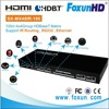 100m 4x4 HDBaseT HDMI Matrix switcher 4x4 with local IR RS232 and Ethernet support IR Routing