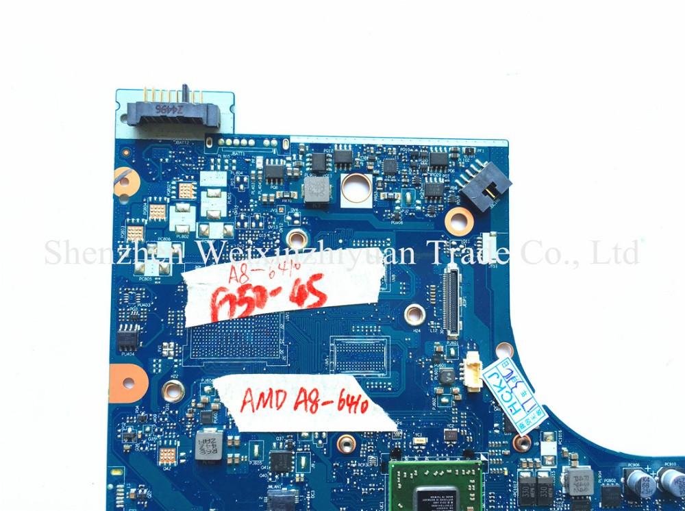 Для Lenovo G50-45 Материнская Плата A8-6410 Nm-a281 Rev: 1 0 Ddr3 100%  Тестирование - Buy Для Lenovo G50-45