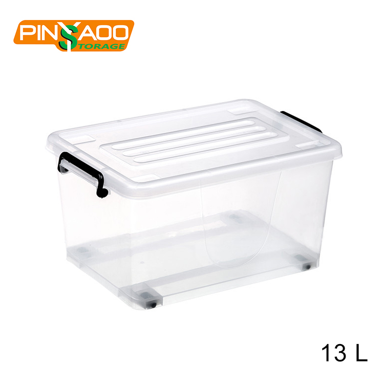 13L Pinyaoo Storage Household Storage Container <strong>Plastic</strong>