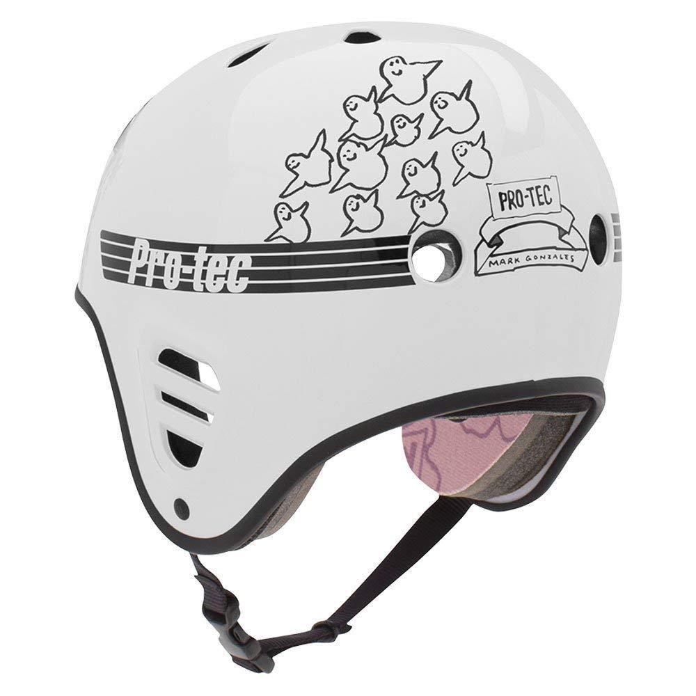 XS Black Pro Tec Full Cut Skate Easy Rider Helmet