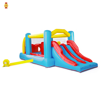 NEW TIME wholesale inflatable games house moon bounce