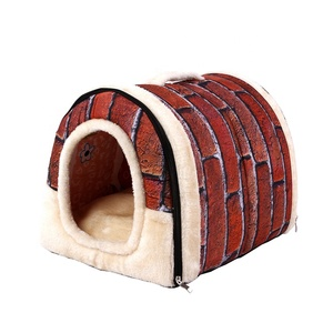 Wholesale Cat Cave Bed Pet Cave Bed Dog Cave Bed