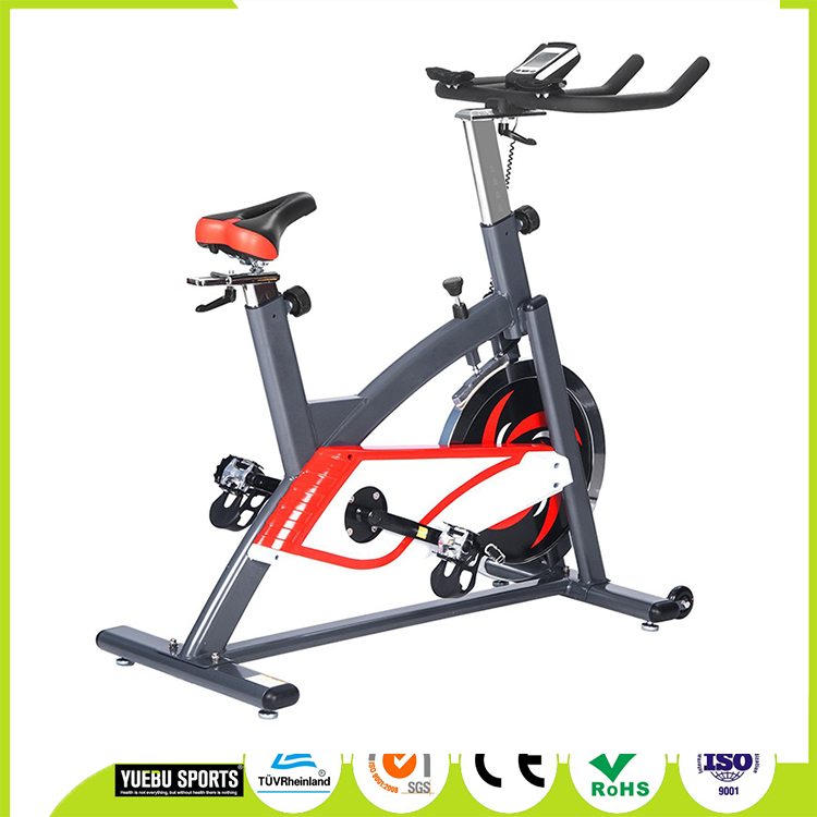 2017 New model fitness smoothly gym exercise bike