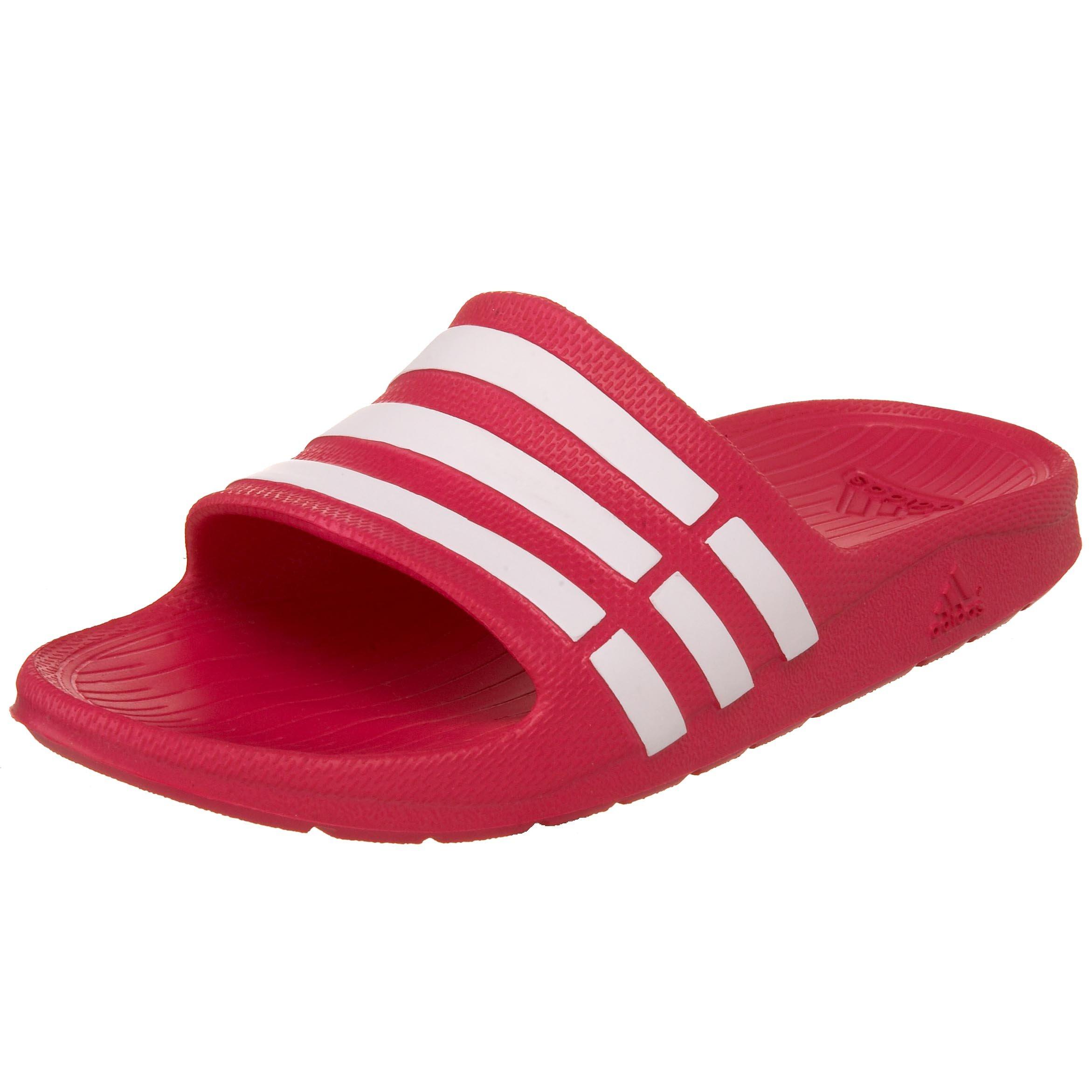 1dca6db703920c Get Quotations · adidas Performance Kids  Duramo Slide Sandal  (Toddler Little Kid Big ...