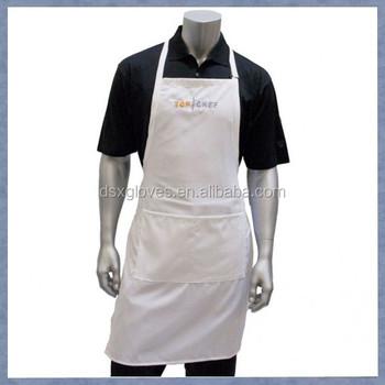 Chef White Apron Wholesale Apron Patterns Men