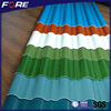 Cheaper Maintenance FRP fiberglass roof tile for Cold storage