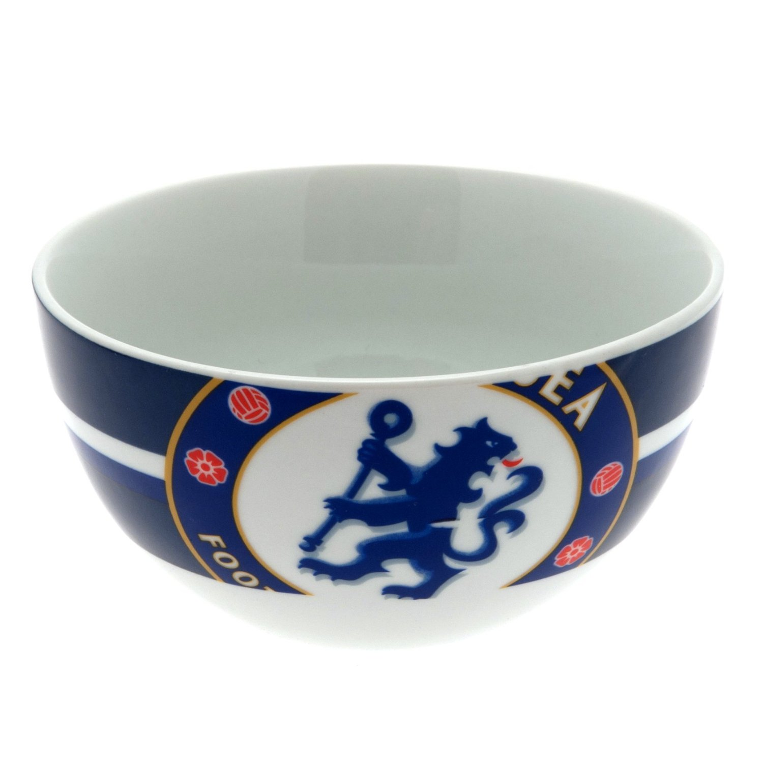 Chelsea Football Cereal Bowl