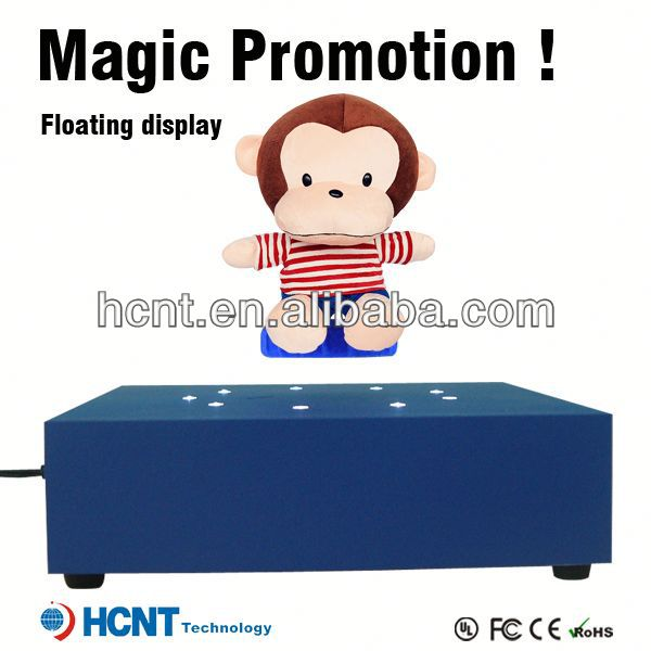 New invention ! magnetic floating toys, toys for children, cute sunlight solar toys