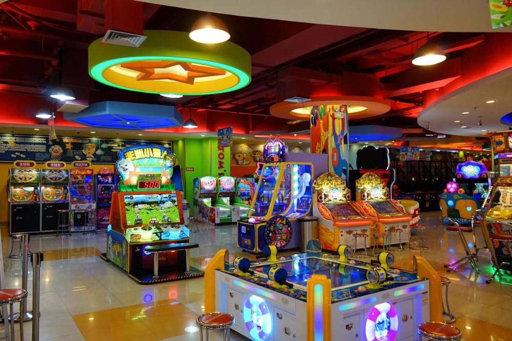 Adult fun center