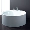big size free standing baby bath tub,deep baby bathtub
