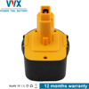 12V 2500mAh Ni-MH Dewalt Dw9072 Battery Replacement for DC9071, DE9037, DE9071, DE9074, DE9075, DW9071, DW9072