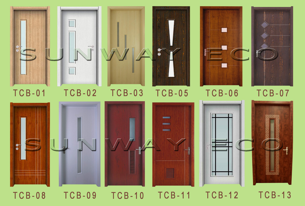 Fine 2016 New Style White Color Interior Entry Front Door Wpc Door Largest Home Design Picture Inspirations Pitcheantrous