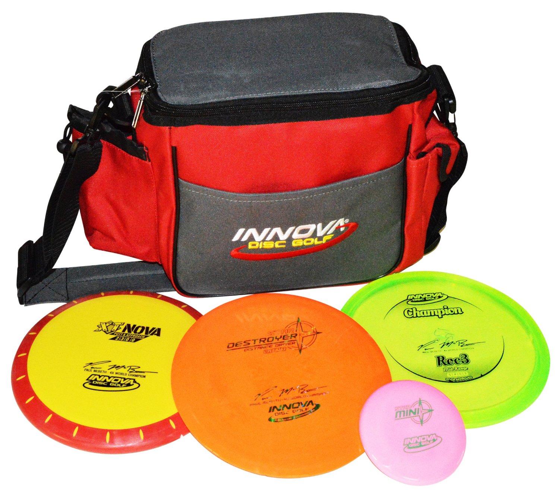 Innova Paul Mcbeth Signature Disc Golf Set With 3
