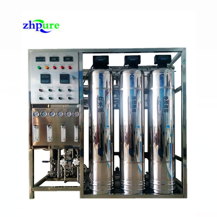 water filtration system stainless steel ro water treatment plant