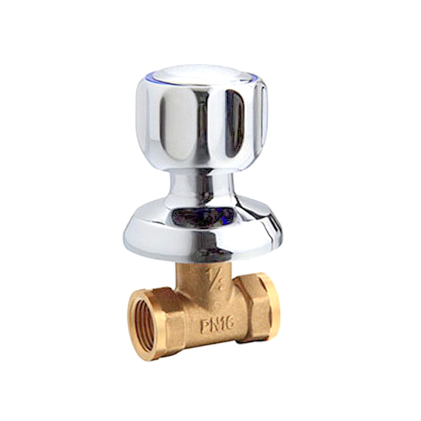 Lower Price Forging Globe Steam Conceal Brass Water Stop Valve