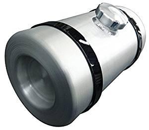 12x16 Center Fill Round Spun Aluminum Gas Tank - 8.5 Gallons - Sandrail, Offroad, Hotrod 3/8 NPT