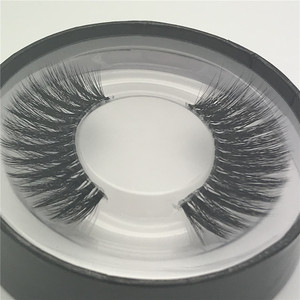 10 style Mink Eyelashes Invisible Band Lashes Natural 3D Mink False Eyelash Full Strip Transparent band Eyelashes extension F11