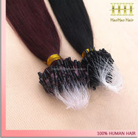 Export quality very cheap new style remy brazilian micro braid hair extensions