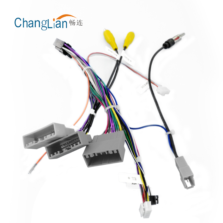 Oem Ford Wire Harness, Oem Ford Wire Harness Suppliers and ...