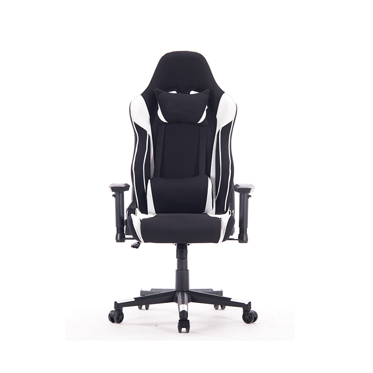 Ergonomic swivel white black leather executive ergonomic racing 게이밍 자