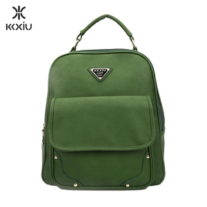 wholesale china manufacturer custom logo new model cheap leather girls backpacks usa