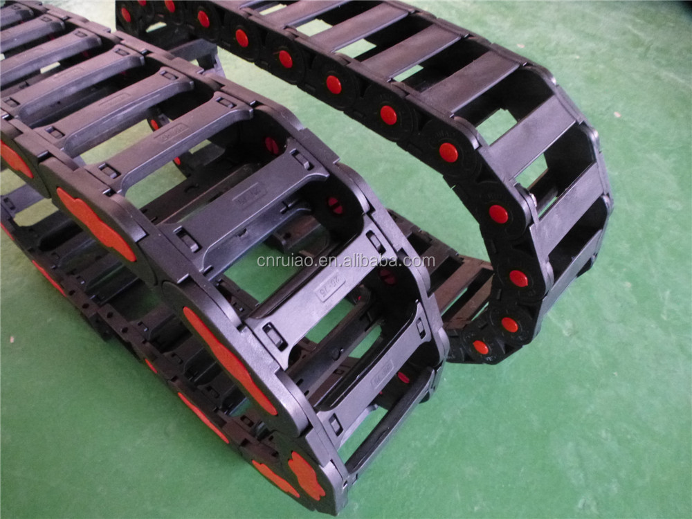 whole ruiao plastic electrical cable chain carrier cable ruiao plastic electrical cable chain carrier cable raceway
