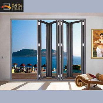 Folding patio balcony veranda doors design and price & Folding Patio Balcony Veranda Doors Design And Price - Buy ...