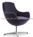 A710#egg ball shaped chair,eero aarnio style ball chair,fabric sofa chair office waiting chairs