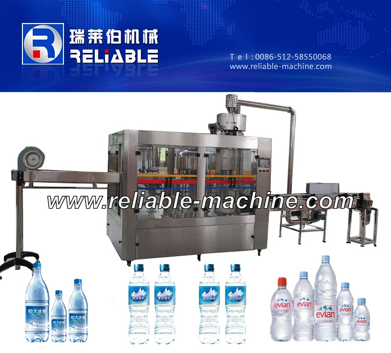 Reliable Quality 3-in-1 Monobloc Filling Machine Producer