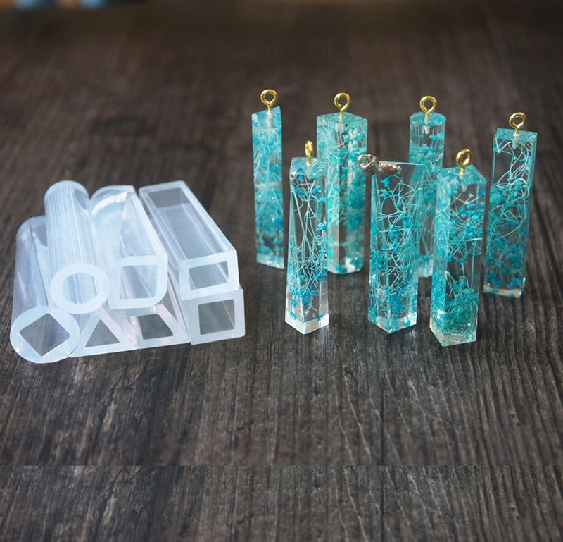 Wholesale DIY Resin Casting Jewelry Silicone Pendant <strong>Mould</strong>