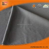 100% polyester breathable durable mesh fabric for laundry bag
