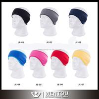 Wholesale Winter Monogram Polar Fleece Headband