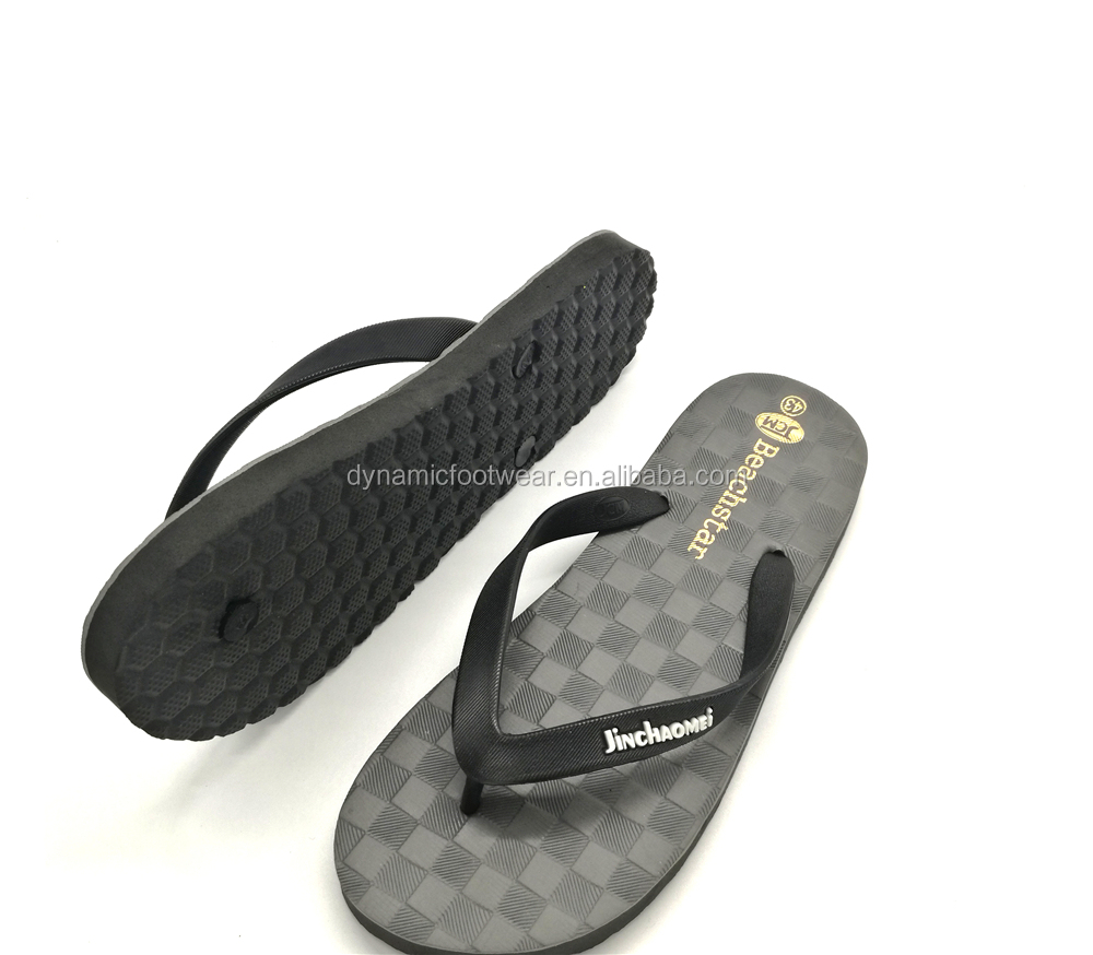729f69f14ba5d Summer fashion bulk grey insole eva sublimation men slide sandal flip flop