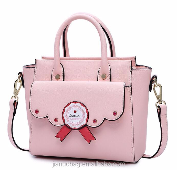 59cf682016 Jianuo Factory Price Brand Leather Handbags For Girls Fashion Luxury ...