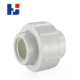 HJ factory UPVC BS thread water system connection pipe fitting female union