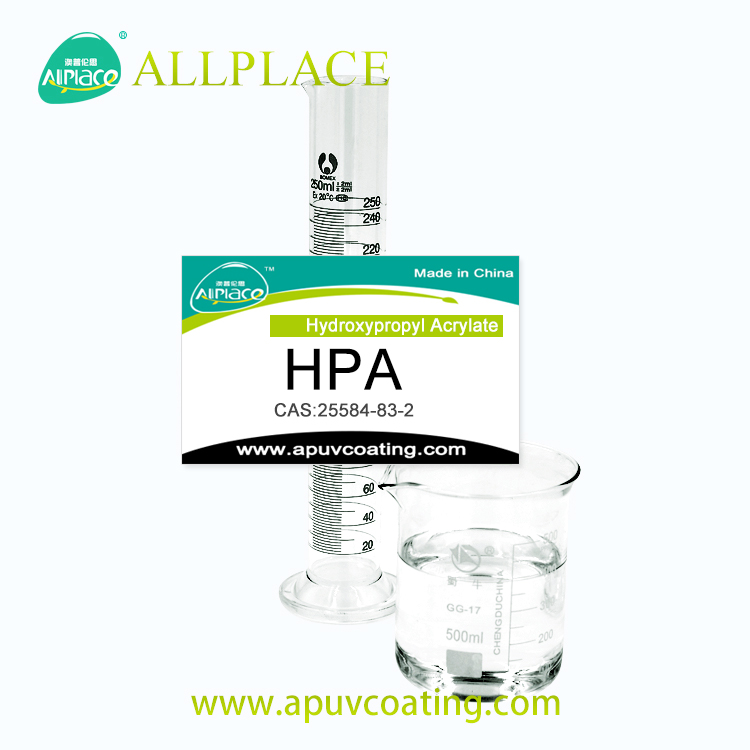 99% Purity 2-Hydroxypropyl Acrylate HPA Monomer 25584-83-2 Hydroxypropyl Acrylate