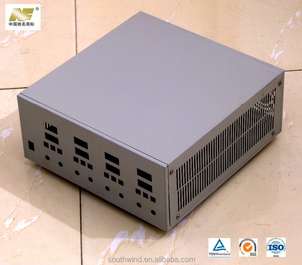High quality custom hardware stamping computer chassis/cases