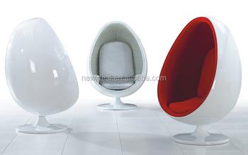 Superieur Cheap Fiberglass Egg Pod Chair (NL2675)